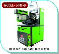 Mico Type CRDI Nano Test Bench