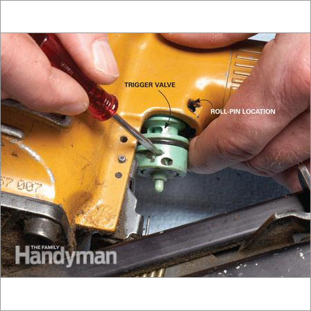 Repairing and Servicing of Tools