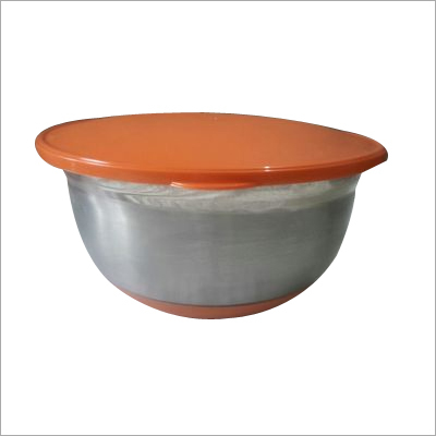 German Bowl with Outside Lid