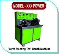 Power Steering Test Bench machine