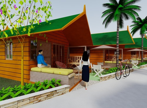 Prefabricated Resort