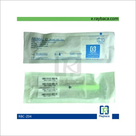 1.4*8 Chip Transponder with Syringe