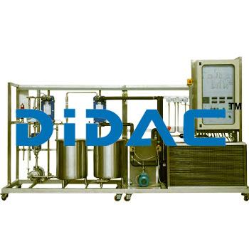 Pasteurisation Pilot Plant