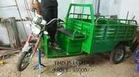 E-rickshaw loder