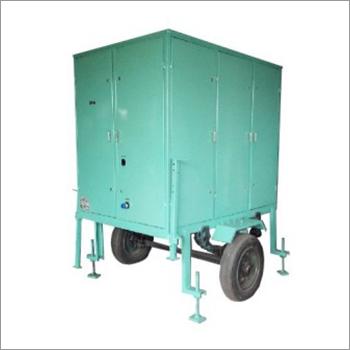 Transformer Oil Reclamation System