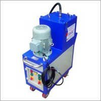 Centrifugal Oil Cleaning Equipment