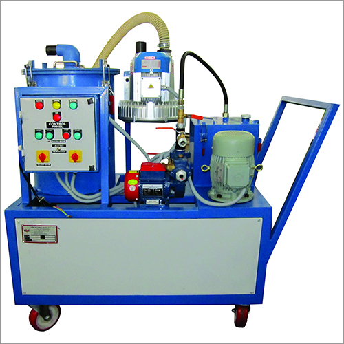 Coolant Reclamation Centrifugal System