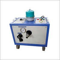 Portable Oil Centrifuging System