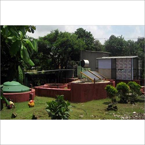 Biogas Plant Reactor