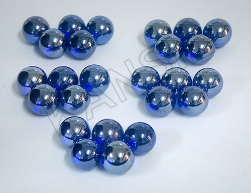 Set Of Pearl Marbles For Mathematics