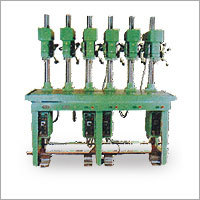 Gang Drilling Machine - THAKOOR TECHNOLOGIES PRIVATE