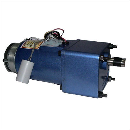 AC Geared Induction Motor