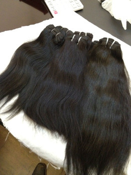 Virgin Silky Hair