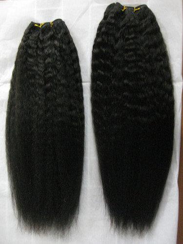 Virgin Kinky Straight Hair