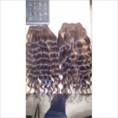 Remy Wavy Hair Weave