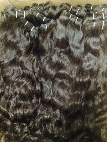 100% Remy Wavy Hair