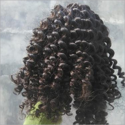 Indian Spiral Curly Hair