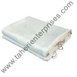 Non Asbestos Fire Blanket Curtains