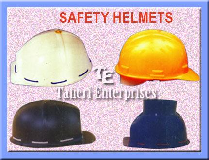 PVC HDPE Industrial Helmets