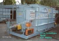 Mini Package Sewage Treatment Plant