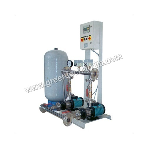 Hydro Pneumatic Booster