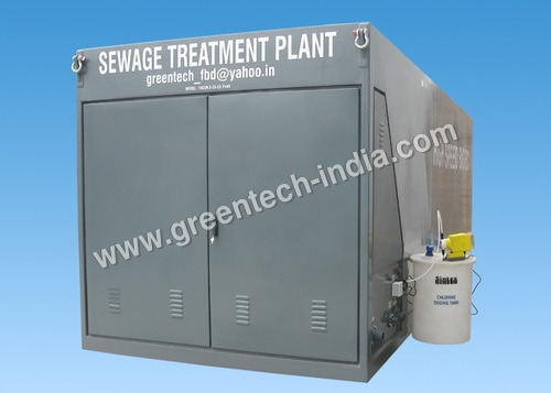 Package ETP Plant