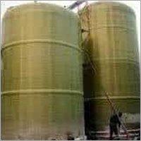 Acid Proof Tank