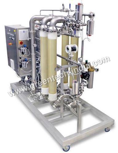 Mobile Ultrafiltration System