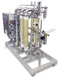 Mobile Ultrafiltration System