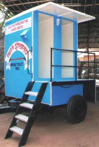 MOBILE TOILET VAN 2 - 10 SEATER