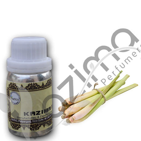 LemonGrass oil - 100% Pure, Natural & Undiluted Essential Oils