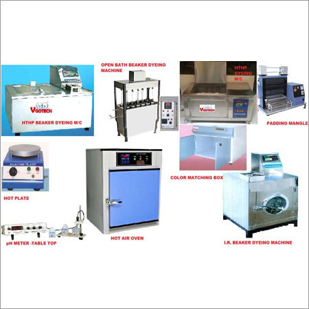 Lab Dying Testing Equipment