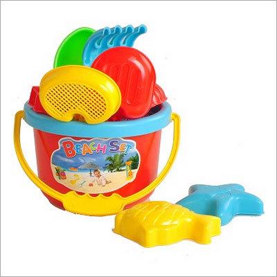 10 Psc. Sand Beach Tool Play Set