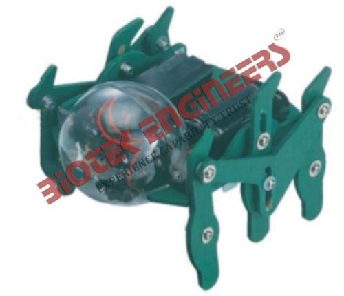 Mini Robot For Stepper Motors Module