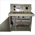 Fly Ash Brick Machine Control Panel