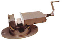 PRECISION TITLING AND SWIVELLING VICE-- J & S TYPE (ENGLAND)