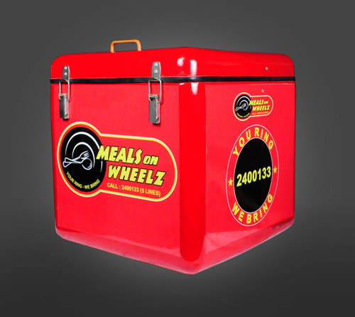 Motor Cycle Deliverybox - 2020 Regular