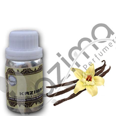 Vanilla oil - 100% Pure, Natural & Undiluted Essential Oils
