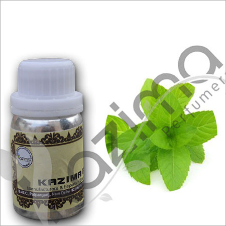 Peppermint oil - 100% Pure, Natural & Undiluted Essential Oils