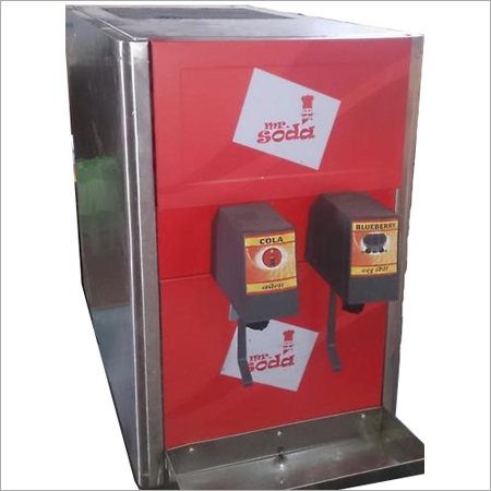 2 Flavor Soda Machine