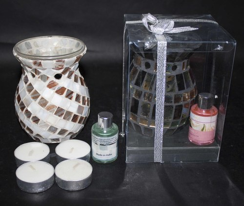 Mosaic Burner Gift Set