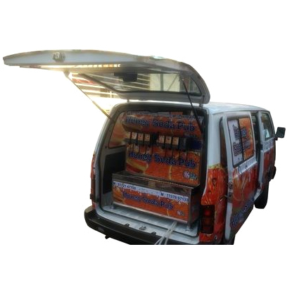 Mobile Van Soda