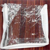 Plastic Zip Lock Saree Packing Bags