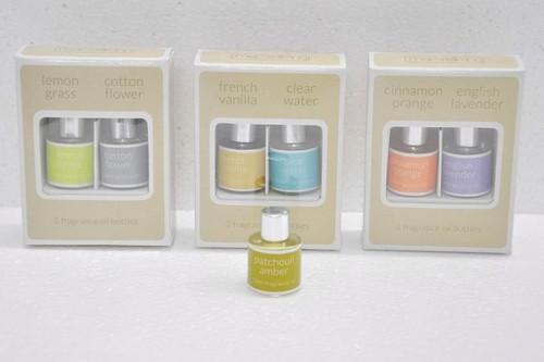 Fragrance Oil Bottle Gift Set