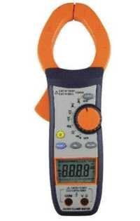 AC DC CLAMP ON MULTIMETER