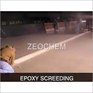 Epoxy Screed Linings