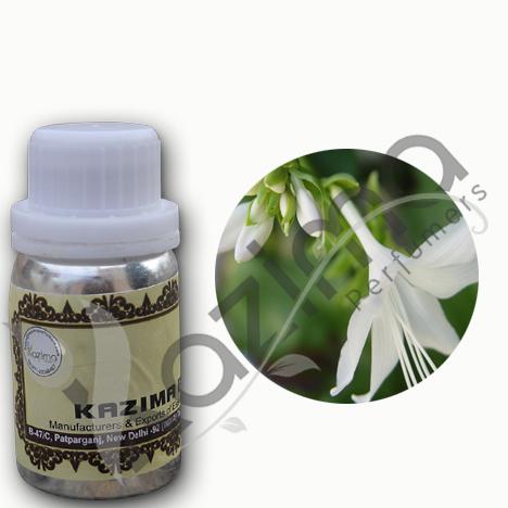 Gardenia Perfume Oil - 100% Pure & Natural Attar