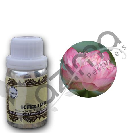 Indian Lotus Attar - 100% Pure & Natural Attar