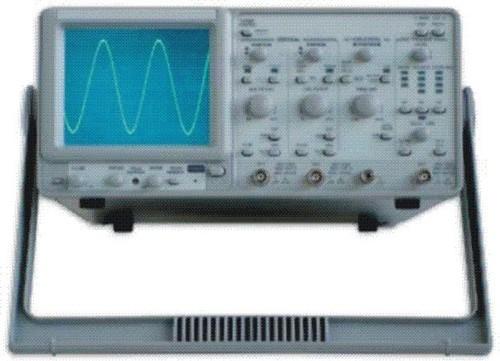Dual Channel Oscilloscope