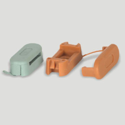 Polyamide pipe end fittings
